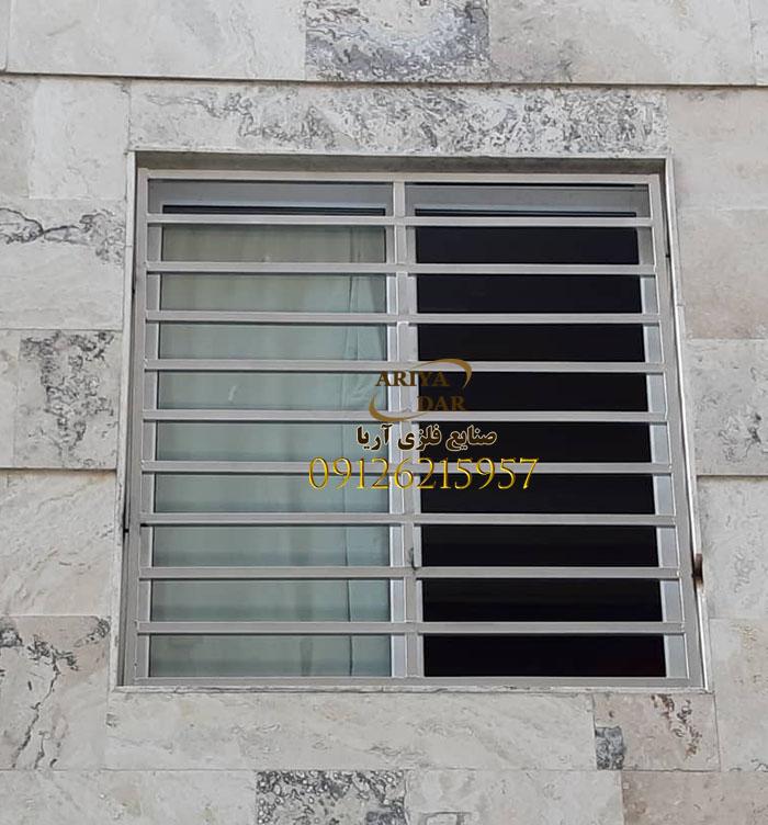 انواع حفاظ پنجره قیمت عالی با نصب رایگان در تهران - آریا حفاظ