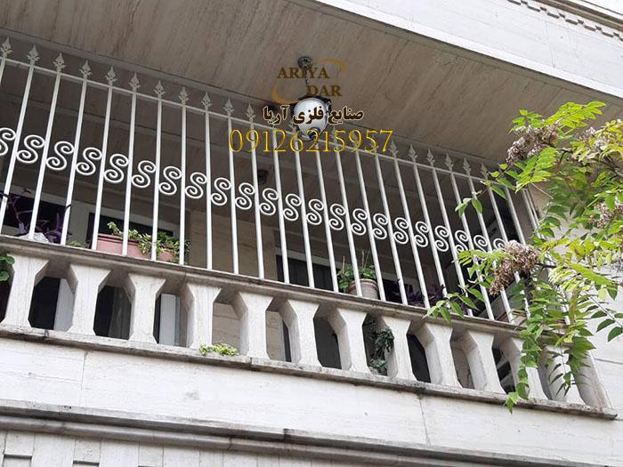 قیمت حفاظ پنجره آهنی