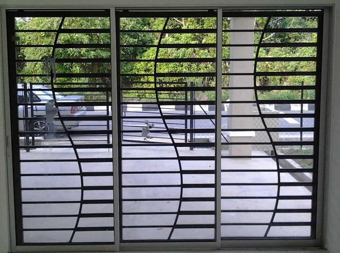 حفاظ پنجره آهنی جدید